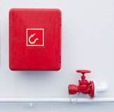 Firehose Stock Photography
