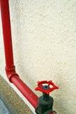 Firehose rosso Immagine Stock