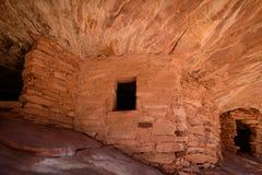 Firehouse καταστροφή σε Canyonlands στοκ φωτογραφία με δικαίωμα ελεύθερης χρήσης