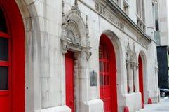 firehouse μηχανών 31 επιχείρησης στοκ φωτογραφία με δικαίωμα ελεύθερης χρήσης