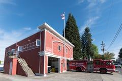 firehouse στοκ φωτογραφίες με δικαίωμα ελεύθερης χρήσης