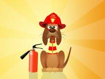 Firehouse Dog Stock Photos