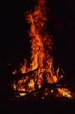 firelight Στοκ Φωτογραφίες