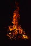 firelight Στοκ Εικόνες