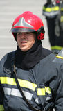Fireman royalty free stock images