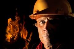 Fireman Royalty Free Stock Image