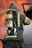 Fireman Stock Photography