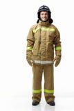 Fireman Royalty Free Stock Photos