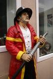Fireman. Dummy Stock Image