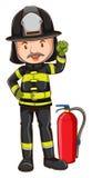 fireman Стоковые Изображения RF