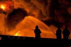 fireman Foto de Stock Royalty Free