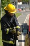 Fireman Royalty Free Stock Photo