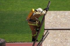 fireman Immagine Stock Libera da Diritti
