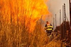 Fireman Stock Photography