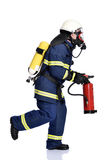 Fireman Royalty Free Stock Photography