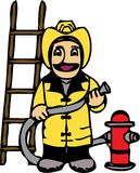 Fireman Stock Images