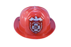 Fireman helmet Royalty Free Stock Images