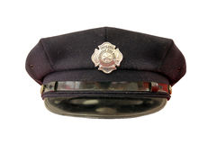 Fireman's hat Royalty Free Stock Image