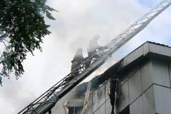 Fireman Royalty Free Stock Photography