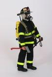 Fireman2 Stock Foto