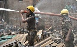 Firemans Royaltyfri Bild