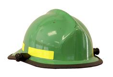Firemans hat isolated Stock Image