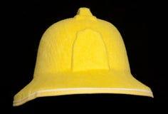 Firemans helmet Royalty Free Stock Images