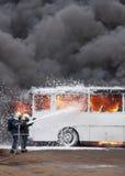 Firemen Stock Photography