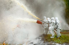 Firemen Stock Photos