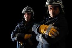 Firemen royalty free stock photography