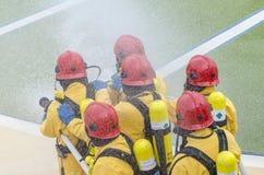 firemen Стоковые Фотографии RF
