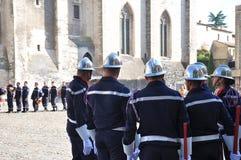 firemen Imagens de Stock