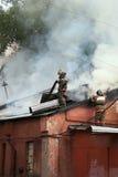 Firemen Stock Photo
