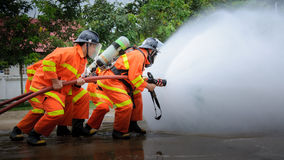 firemen Immagine Stock