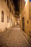 Firenze к ноча Стоковое Изображение