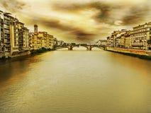 Firenze Royaltyfri Fotografi