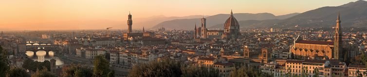firenze Obraz Royalty Free