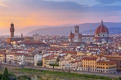 Firenze Fotografie Stock Libere da Diritti