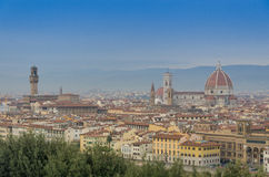 Firenze from above Stock Photo