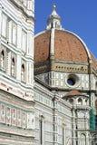 Firenze, basilica di Santa Maria del Fiore Immagini Stock Libere da Diritti