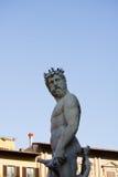 Firenze, Biancone da Ammannati Fotografie Stock