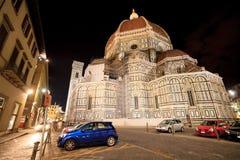 Firenze, cattedrale di St Mary dei fiori Fotografia Stock Libera da Diritti