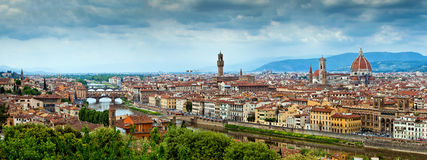 Free Firenze City View Stock Image - 78441421
