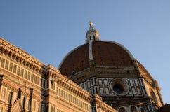 Firenze \ 'cupola di s Fotografia Stock Libera da Diritti