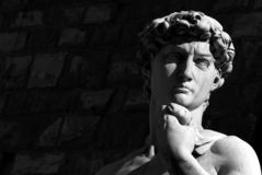 Firenze - della Signoria della piazza fotografia stock