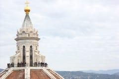 Firenze, duomo Immagine Stock Libera da Diritti