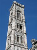 Firenze florence duomo tower Royalty Free Stock Image