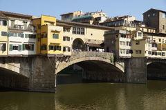 FIRENZE - Florence ponte vecchio Royalty Free Stock Images