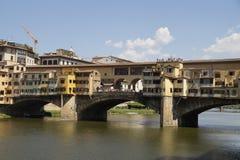 FIRENZE - Florence ponte vecchio Stock Photos