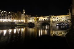 FIRENZE - Florence ponte vecchio Royalty Free Stock Photo